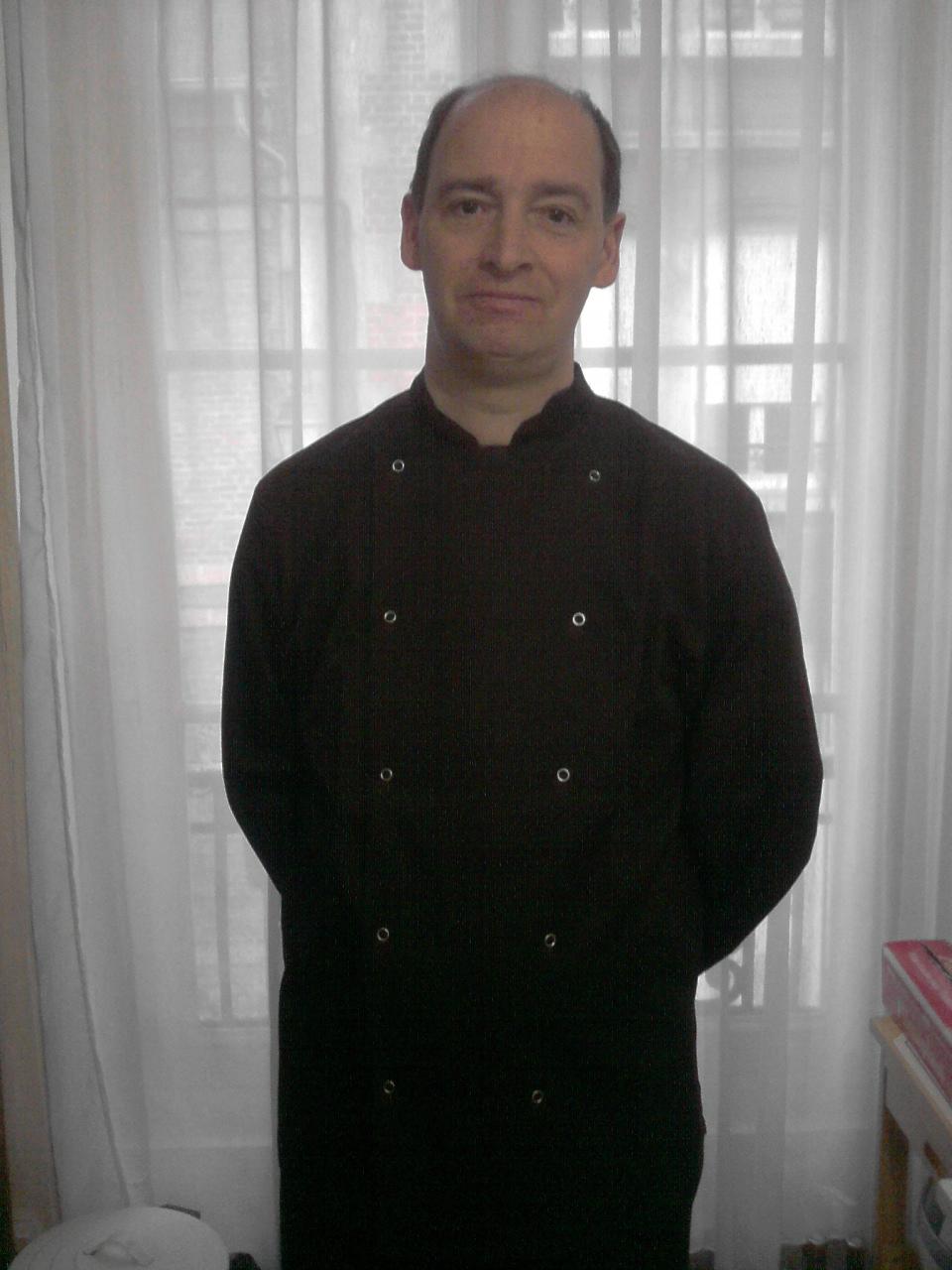 Philippe jouveneau cuisinier à domicile